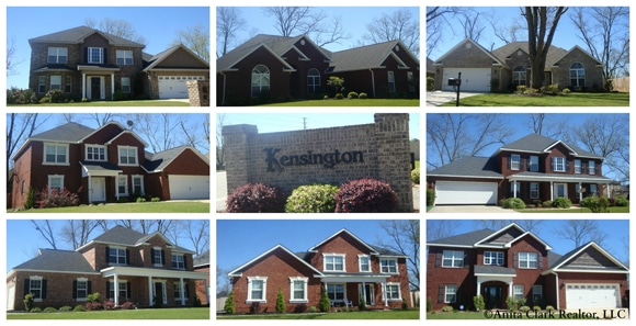 Kensington Subdivision in Warner Robins GA 31088