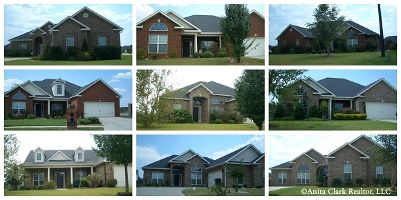 Carlton Ridge Subdivision in Warner Robins GA 31088