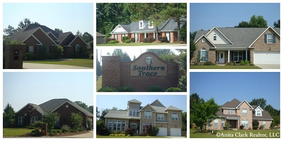 Southern Trace Subdivision in Kathleen GA 31047