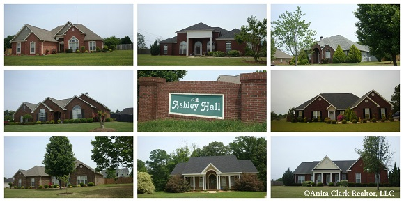Ashley Hall Subdivision in Warner Robins GA 31088