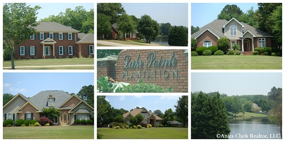 Lake Pointe Plantation Subdivision in Kathleen GA 31047