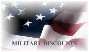Warner Robins GA Military Discounts - courtesy of Anita Clark Realtor