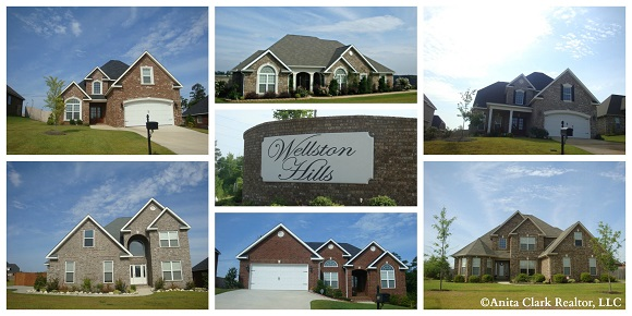 Wellston Hills Subdivision in Bonaire GA 31005
