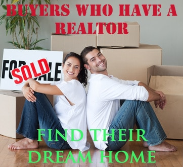 Buyers Who Have a Realtor Find Their Dream Home