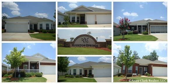 Houston Springs Subdivision in Perry GA 31069