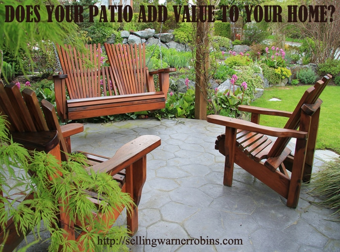 Does Your Patio Add Value To Your Home