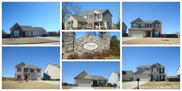 Amelia Place Subdivision in Byron GA 31008