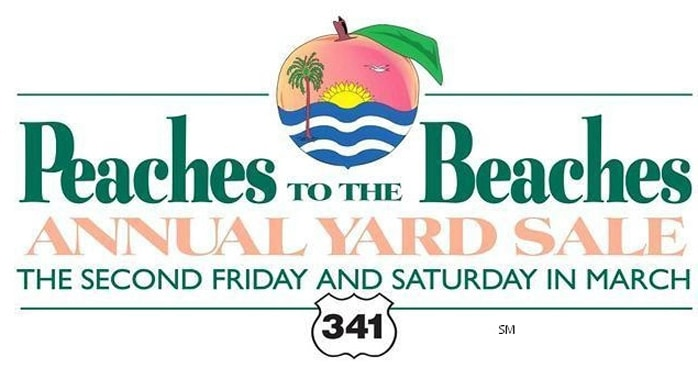 Things To Do in Middle GA - Peaches to the Beaches