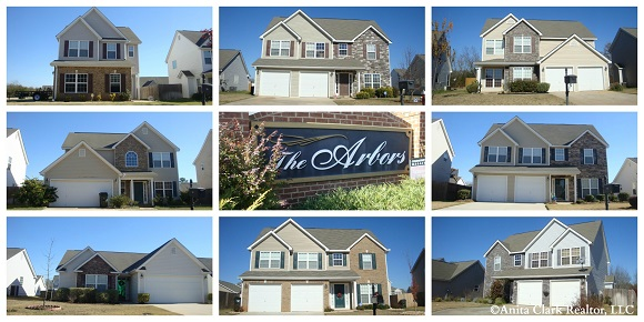 The Arbors Subdivision in Byron GA 31008