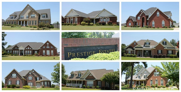 Prestige Estates Subdivision in Warner Robins GA 31088
