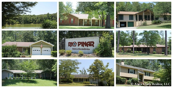 The Rio Pinar Subdivision in Warner Robins GA 31088