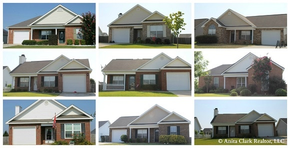 Glen Laurel Subdivision in Warner Robins GA 31088