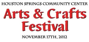Houston Springs Arts and Craft Show