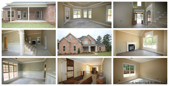 Bonaire GA Open House, Southfield Plantation Subdivision, Nov 11th 2012