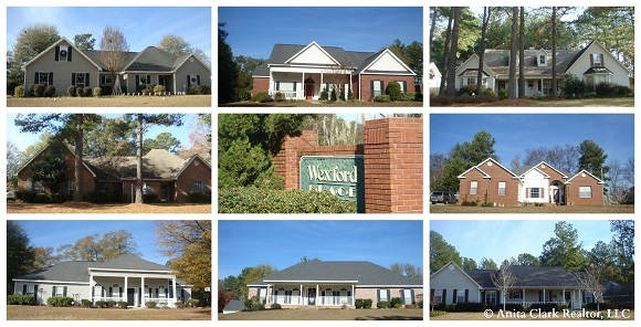 Wexford Place Subdivision in Byron GA 31008