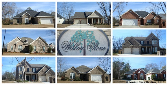 Willow Stone Subdivision in Warner Robins GA 31093