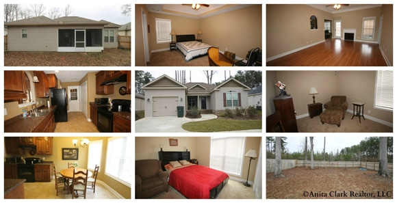 Home for Sale in Warner Robins GA 31088, Pine Hills Subdivision, Jan13