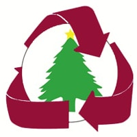 How to Recycle your Middle Georgia Christmas Tree