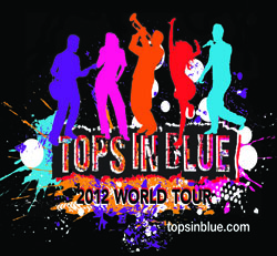 Tops in Blue Coming to Warner Robins GA