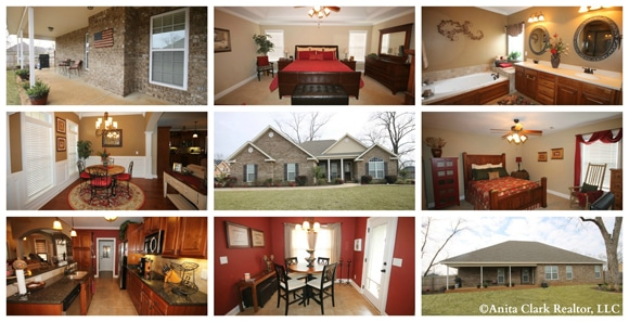 Home for Sale in Warner Robins GA, Kensington Subdivision - Feb 2013