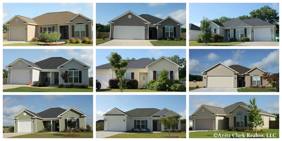 Dover Meadows Subdivision in Warner Robins GA 31088