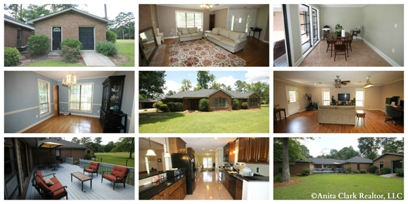 Home for Sale in Warner Robins in Stathams Landing Subdivision, Jun13