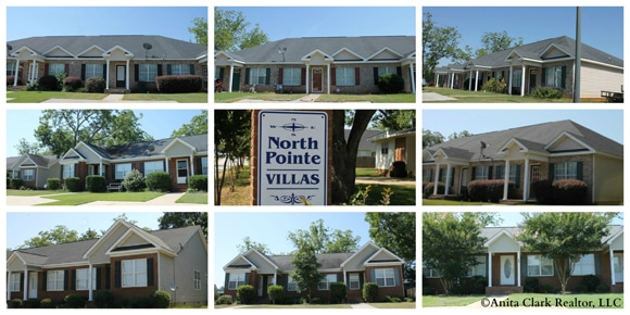 North Pointe Villas Subdivision in Centerville GA 31028