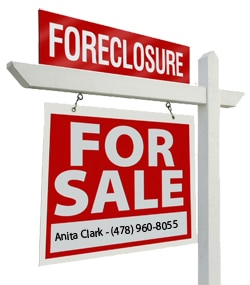 Foreclosures in Perry GA in March 2014