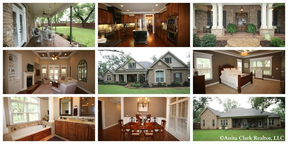 Home SOLD in Warner Robins GA in The Tiffany Subdivision