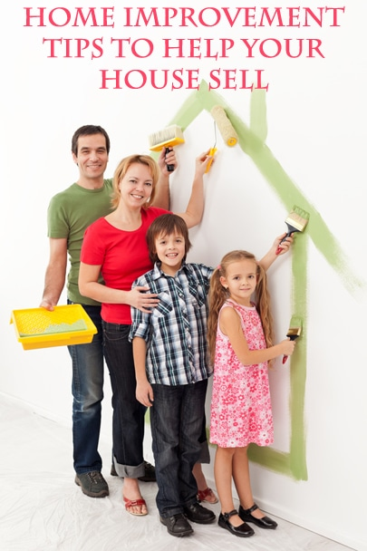 Easy Home Improvements to Help Your Home Sell