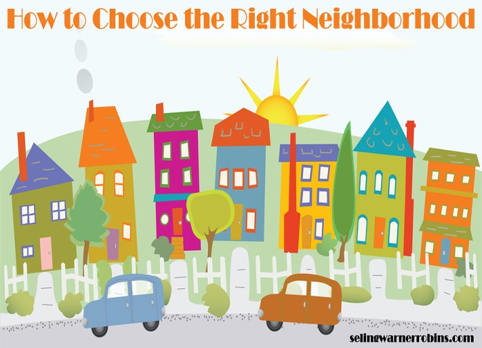 How to choose the right neighborhood