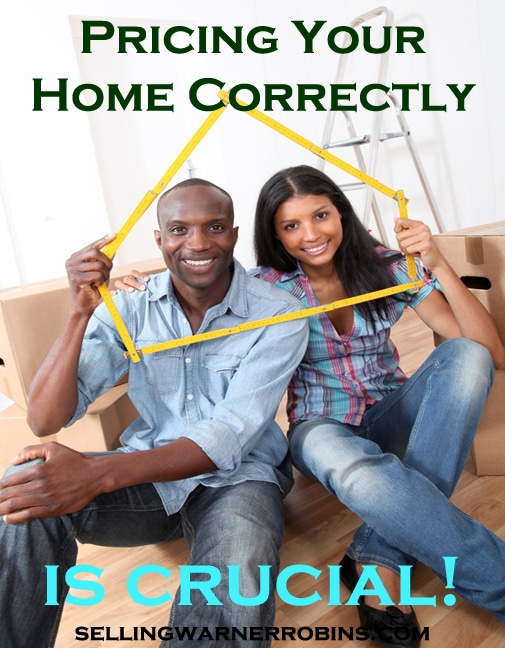 Pricing Your Home Correctly is Crucial