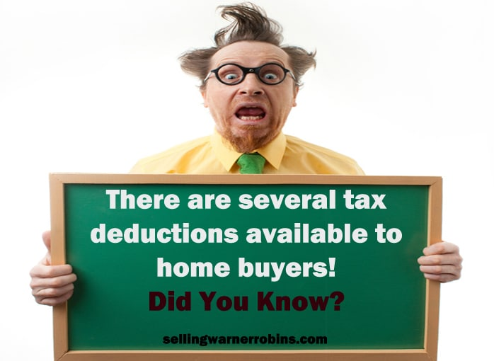 Home Buyer Tax Deductions