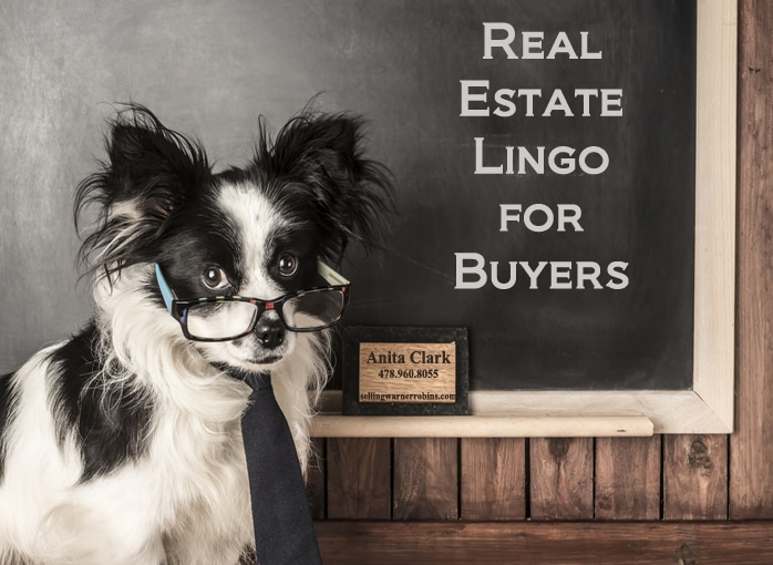 Real Estate Lingo For Buyers