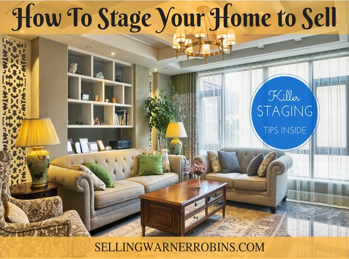 Killer Tips for Staging Your Home to Sell
