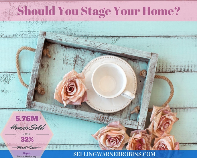 Should You Stage Your Home