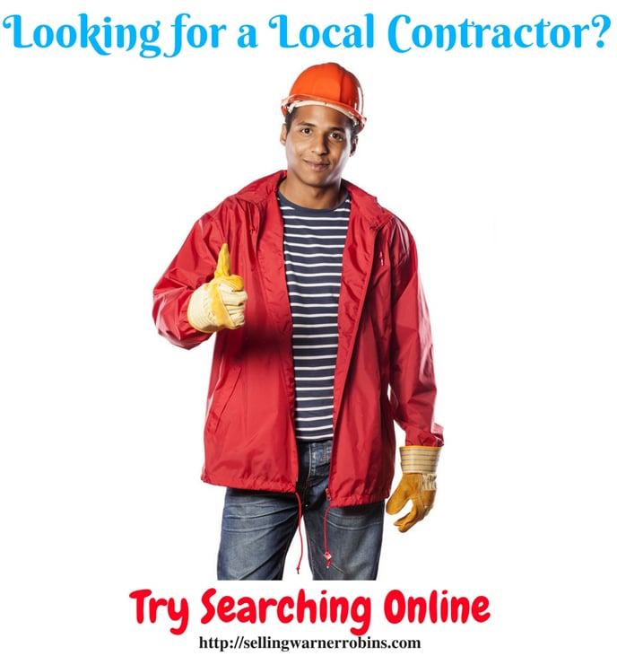 Looking for a Local Contractor