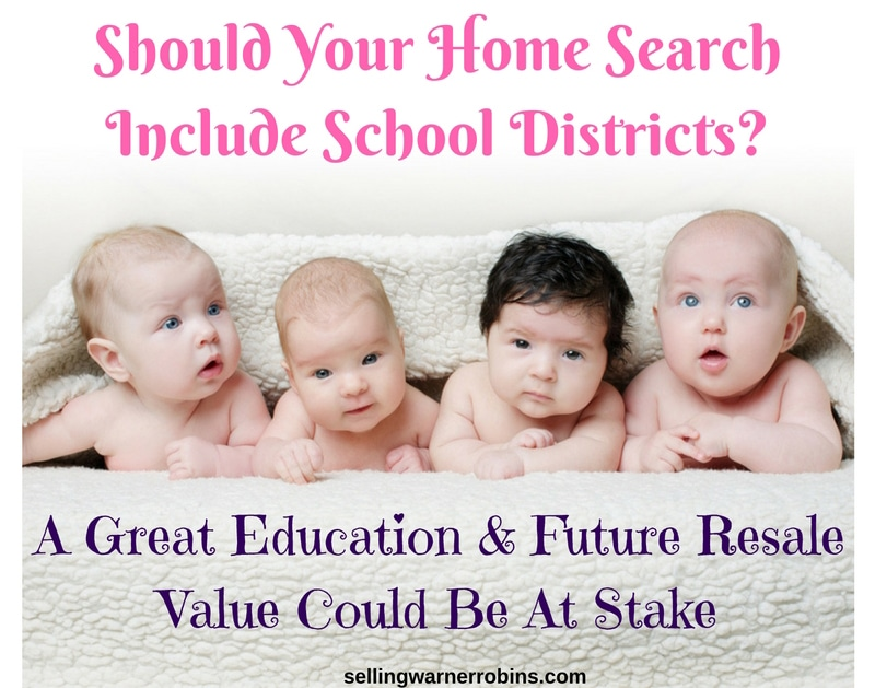 Should Your Home Search Include School Districts