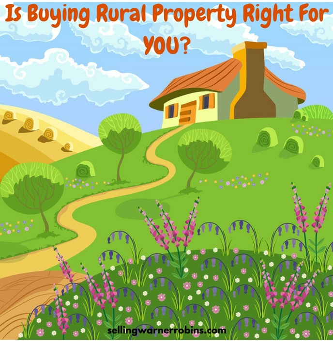 Is Buying Rural Property Right For YOU?