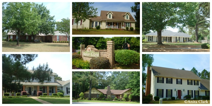 Beaver Glen Subdivision in Warner Robins GA 31088