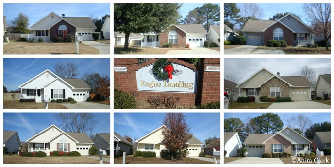 Eagles Landing Subdivision in Warner Robins GA 31088