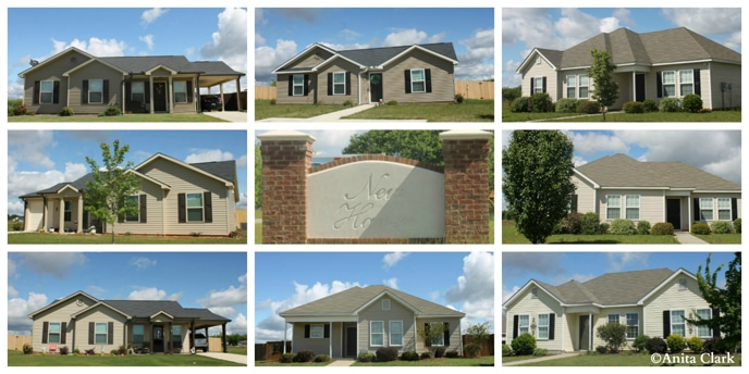 New Haven Subdivision in Perry GA 31069