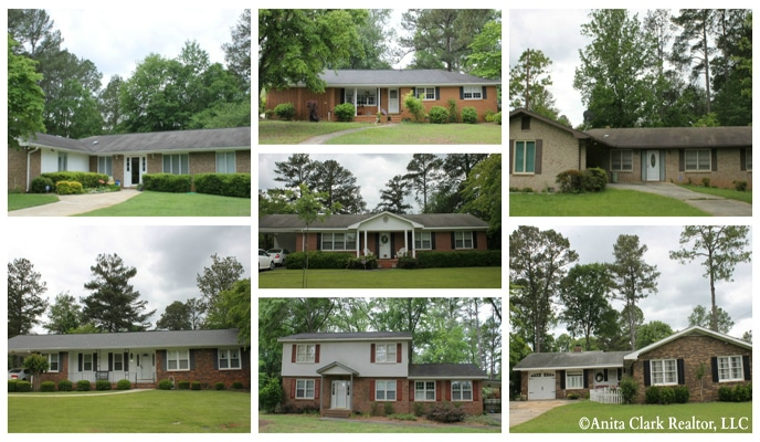 Country Club Estates Subdivision in Perry GA 31069