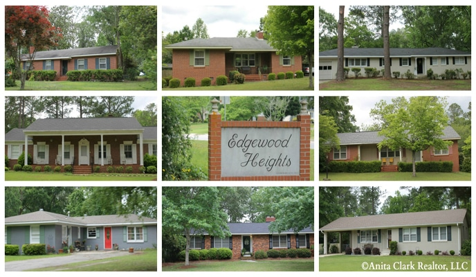 Edgewood Heights Subdivision in Perry GA 31069