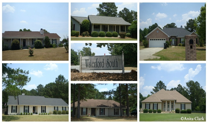 Waterford South Subdivision in Bonaire GA 31005