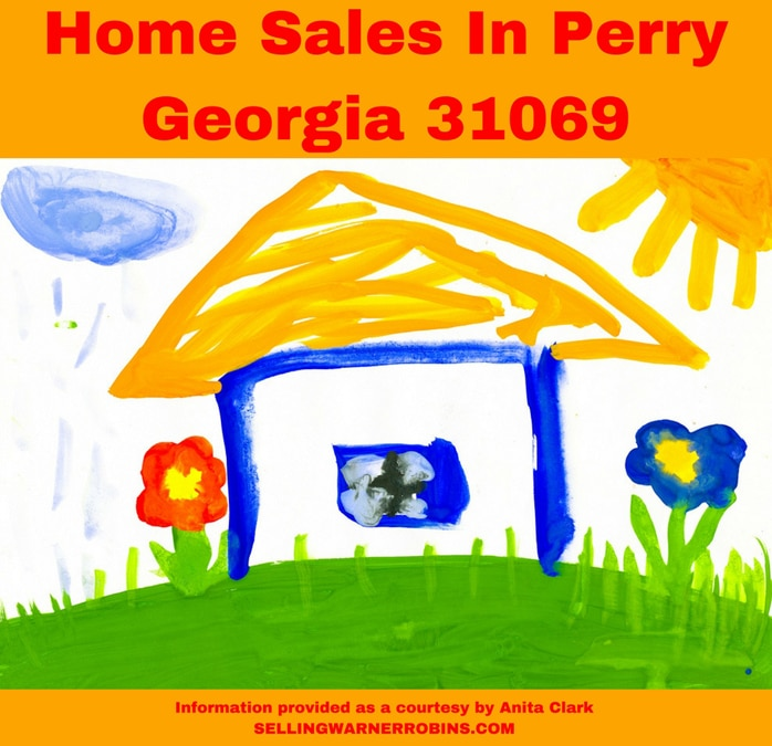 Home Sales in Perry Georgia 31069