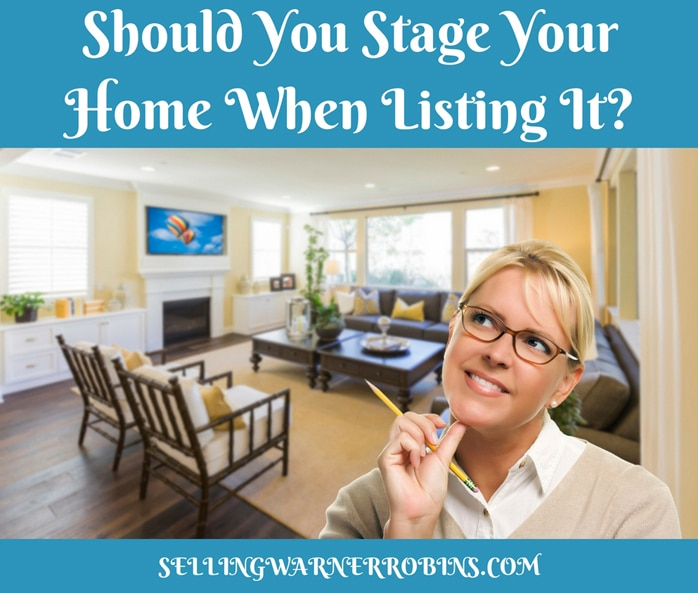 Should You Stage Your Home When Listing It